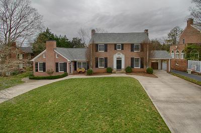 Sequoyah Hills Single Family Home For Sale: 923 Windgate St