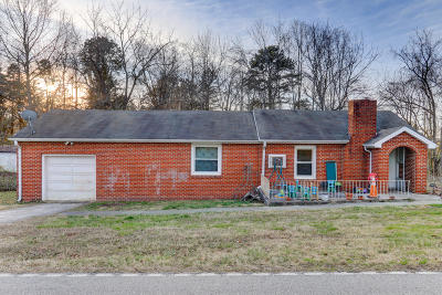 Knoxville Single Family Home For Sale: 3107 Gray Hendrix Rd