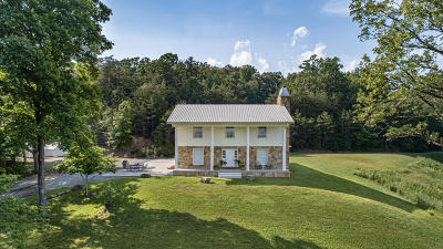 Pigeon Forge Single Family Home For Sale: 1140 Crestview Drive