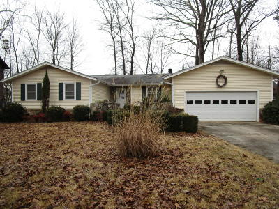Knoxville Single Family Home For Sale: 1618 Colonade Rd