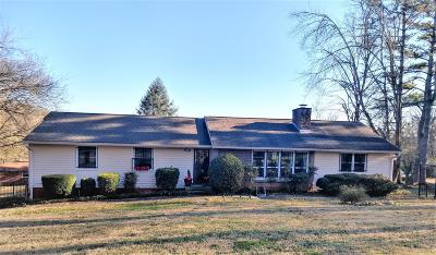 Knoxville Single Family Home For Sale: 4506 Exemouth Drive