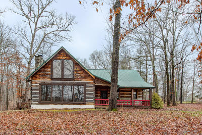 Blount County Single Family Home For Sale: 1150 Burnett Station Rd