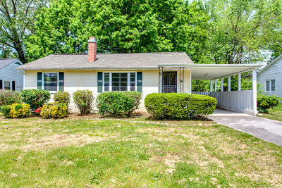 Knoxville Single Family Home For Sale: 3227 Boright Drive