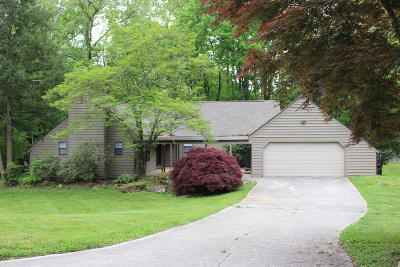 Knoxville Single Family Home For Sale: 1857 Stonebrook Drive