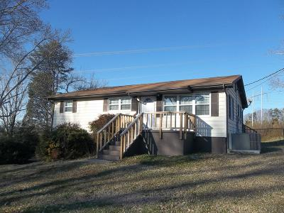 Corryton Single Family Home For Sale: 6822 Fairview Rd