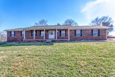 Campbell County Single Family Home For Sale: 151 Petrey Rd