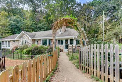 Knoxville Single Family Home For Sale: 6411 Burnett Creek Rd