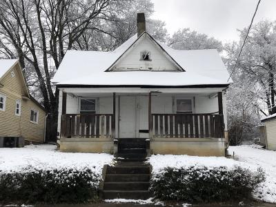 Knoxville Single Family Home For Sale: 2511 E Glenwood Ave