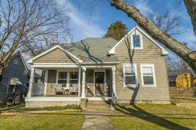 Knoxville Single Family Home For Sale: 2318 Harvey St