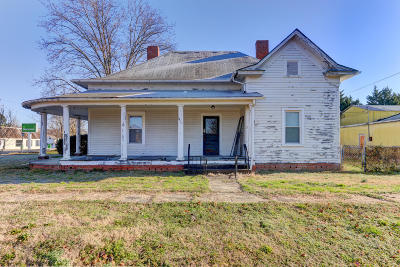 Greenback Single Family Home For Sale: 105 Walnut Street