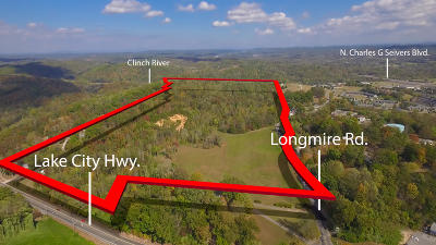 Residential Lots & Land For Sale: Lake City Hwy