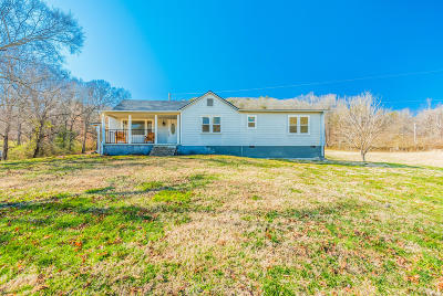 Meigs County, Rhea County, Roane County Single Family Home For Sale: 637 Riggs Chapel Rd