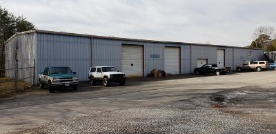Blount County Commercial For Sale: 3827 Jay Kerr Rd