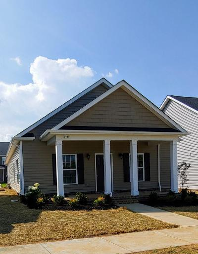 Oak Ridge Single Family Home For Sale: 119 Hackberry St #Lot 35c