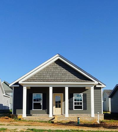 Oak Ridge Single Family Home For Sale: 123 Hackberry St #Lot 35a