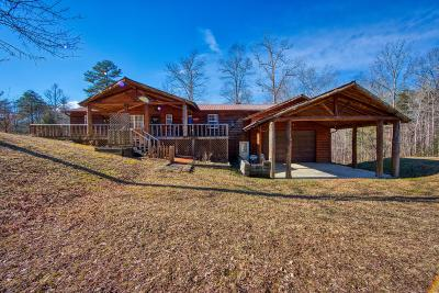 Single Family Home For Sale: 3140 Leatherwood Ford Rd