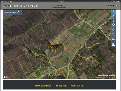 Knox County Residential Lots & Land For Sale: 1527 Tarklin Valley Rd