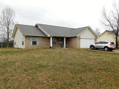 Maryville Single Family Home Pending - Continue To Show: 236 Old Clover Hill Rd