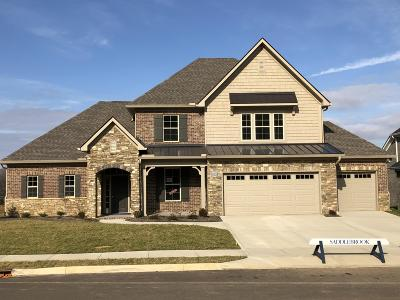 Knoxville Single Family Home For Sale: Lot 190 English Ivy Lane