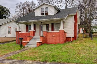 Knoxville Single Family Home For Sale: 315 E Emerald Ave