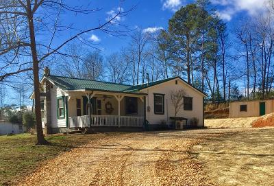 Tellico Plains Single Family Home For Sale: 1688 Reliance Rd