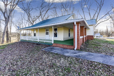 Blount County Single Family Home For Sale: 1160 Poplar St