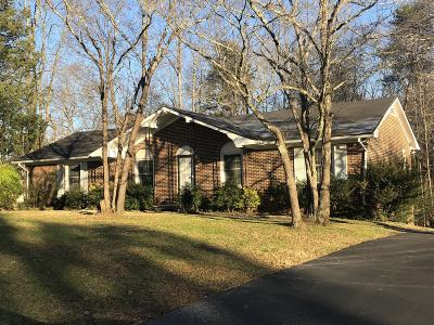 Cookeville Single Family Home For Sale: 881 Lone Oak Drive