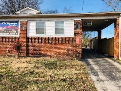 Single Family Home For Sale: 2705 Woodrow Drive