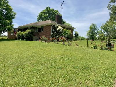 Single Family Home For Sale: 297 County Road 372
