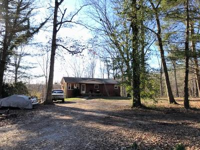 Kingston Single Family Home For Auction: 372 Rodgers Ridge Rd