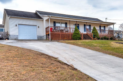 Campbell County Single Family Home For Sale: 230 Clover Circle