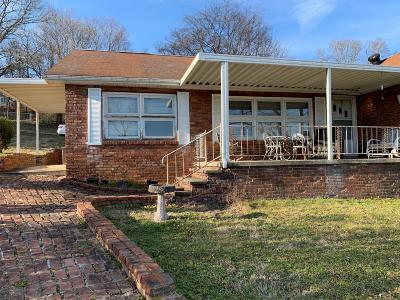 Lenoir City Single Family Home For Sale: 521 & 525 West 2nd