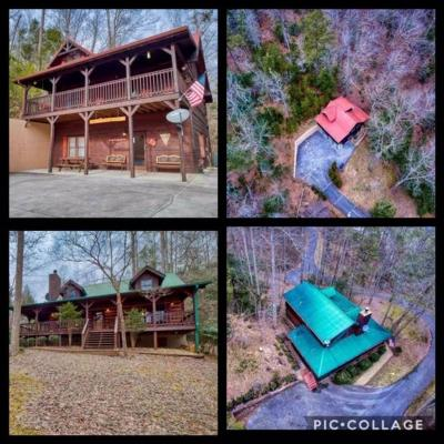 Sevierville Single Family Home For Sale: 703/705 Boone Acres Way