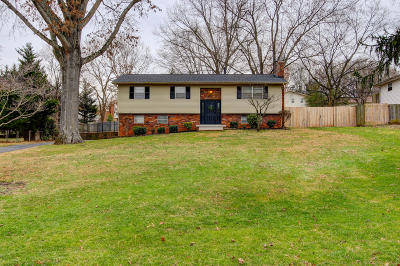 Knoxville Single Family Home For Sale: 512 Hardwicke Drive