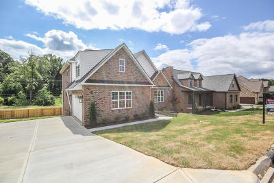 Knoxville Single Family Home For Sale: 1735 Apple Grove Lane