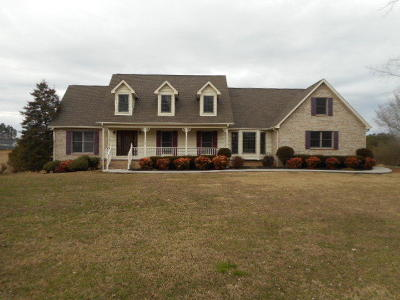 Madisonville Single Family Home For Sale: 2231 Niles Ferry Rd