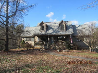 Knoxville Single Family Home For Sale: 401 W Marine Rd