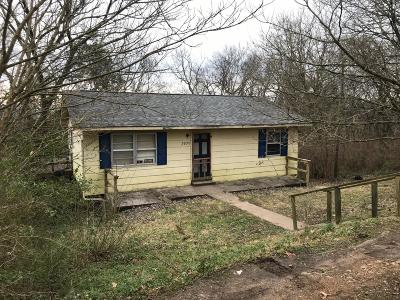 Knoxville Single Family Home For Sale: 3820 Skyline Drive
