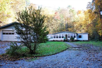 Single Family Home For Sale: 5060 Henry Town Rd