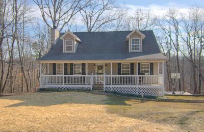 Corryton Single Family Home For Sale: 7322 Harvey Henry Rd