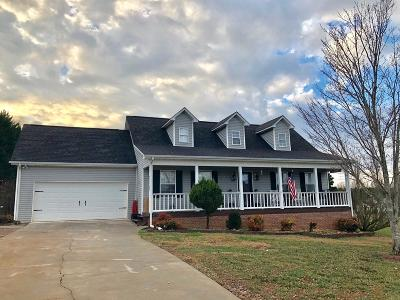Sweetwater Single Family Home For Sale: 1267 Christianburg Lane