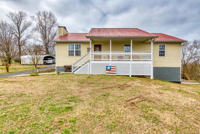 Loudon Single Family Home For Sale: 9842 Vonore Rd