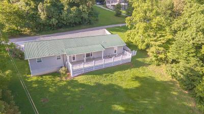 Lafollette Single Family Home For Sale: 497 Dogwood Acres