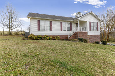 Maryville Single Family Home For Sale: 3243 Willow Branch Circle