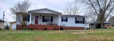 Loudon County Single Family Home For Sale: 9541 W Antioch Church Rd