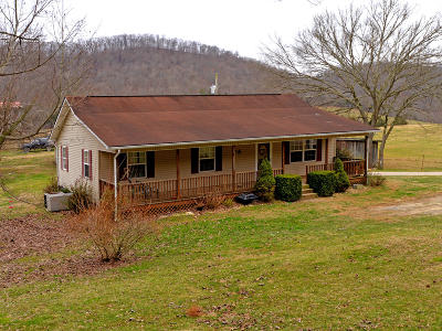 Thorn Hill Single Family Home For Sale: 1592 Dry Valley Rd