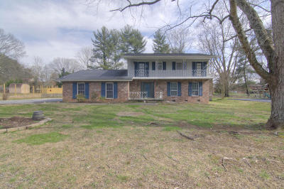 Knoxville Single Family Home For Sale: 1004 Sanders Rd