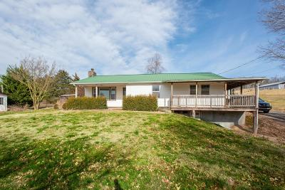 Rutledge Single Family Home For Sale: 375 Metcalf Road Rd