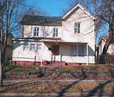 Knoxville Single Family Home For Sale: 2827 E 5th Ave