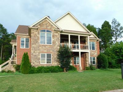 Knoxville Single Family Home For Sale: 1306 Charlottesville Blvd